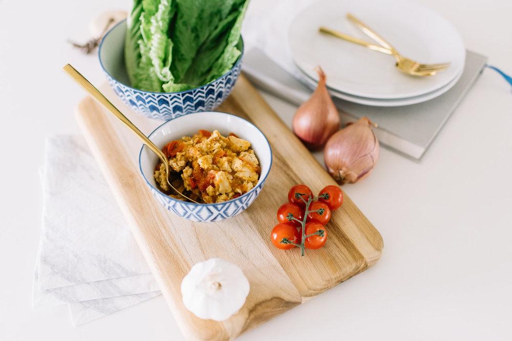 lettuce wrap taco recipe