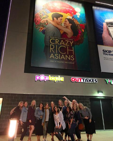 crazy rich asians movie, book club