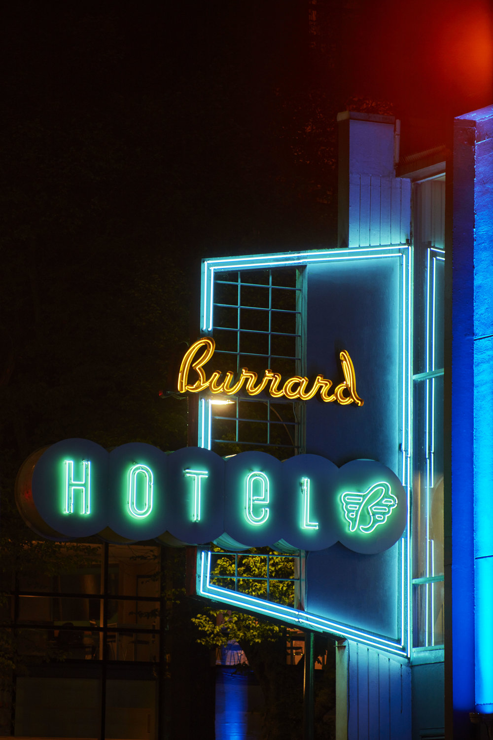 the burrard vancouver