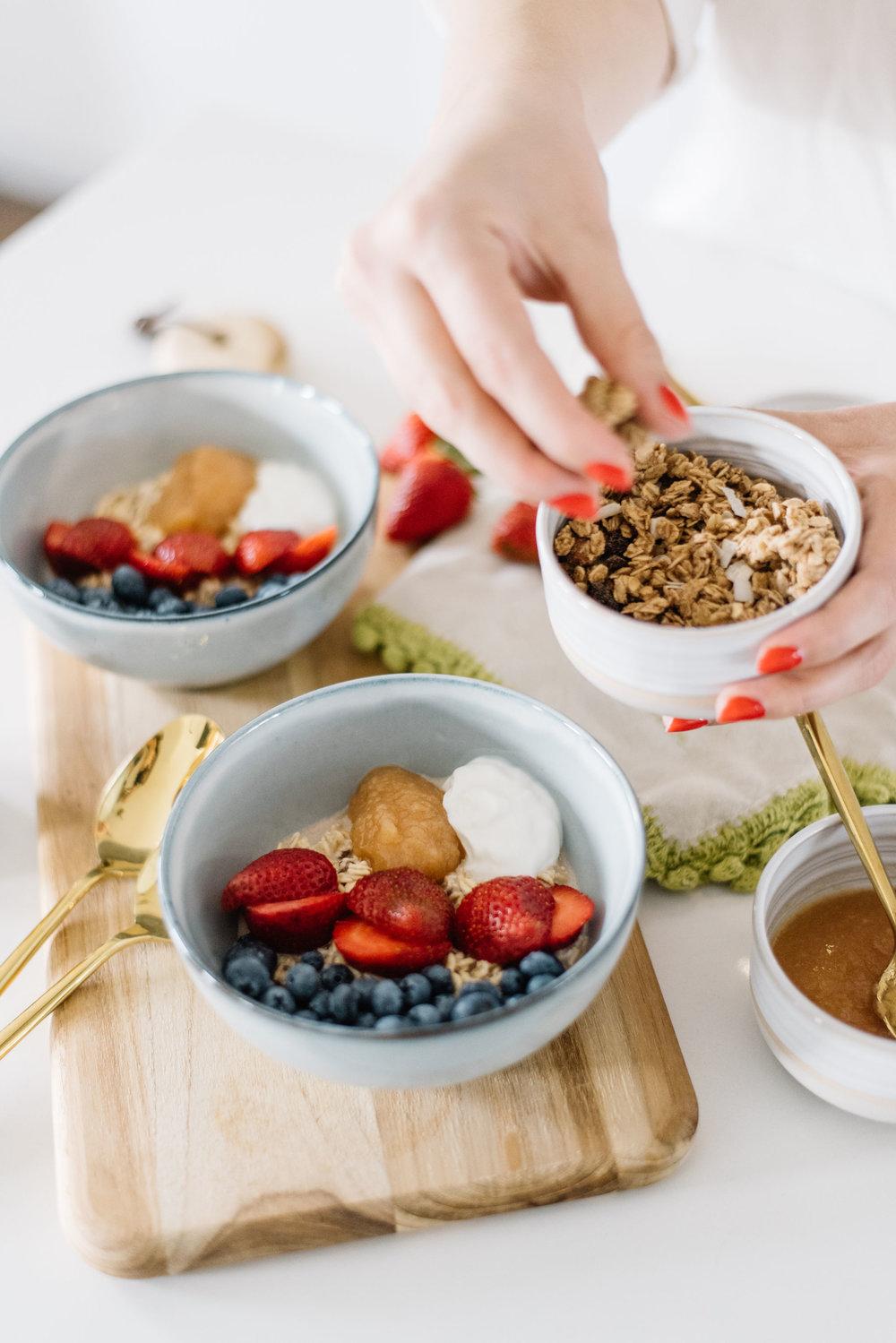 healthy make ahead breakfast recipe