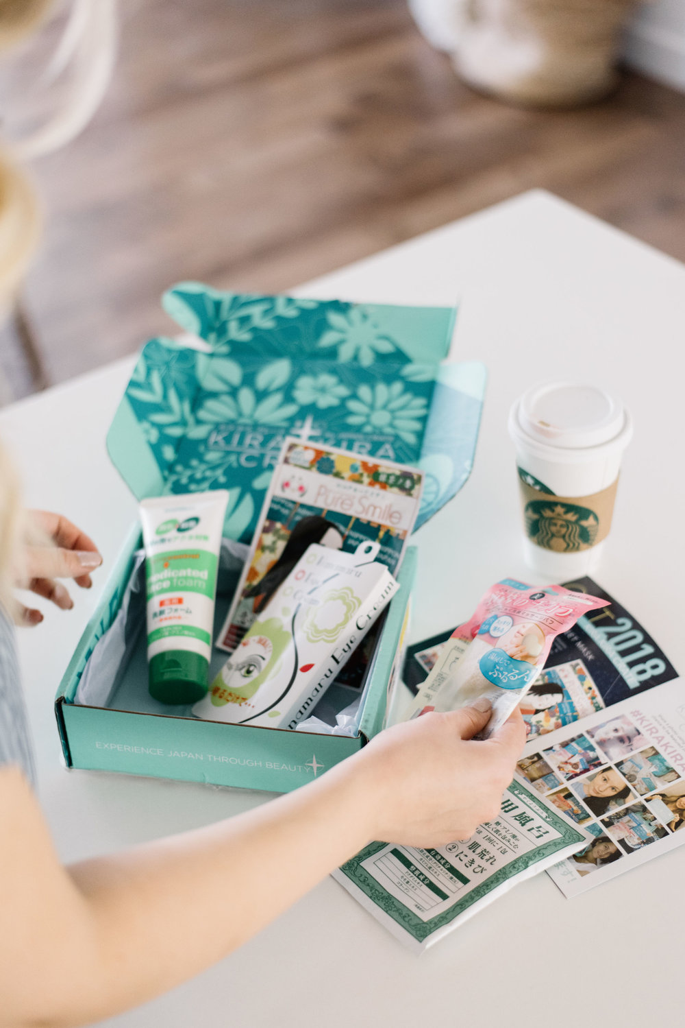 korean beauty subscription box