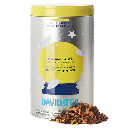 david's tea forever nuts