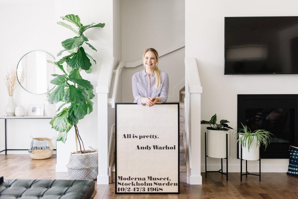 canadian interior design blog