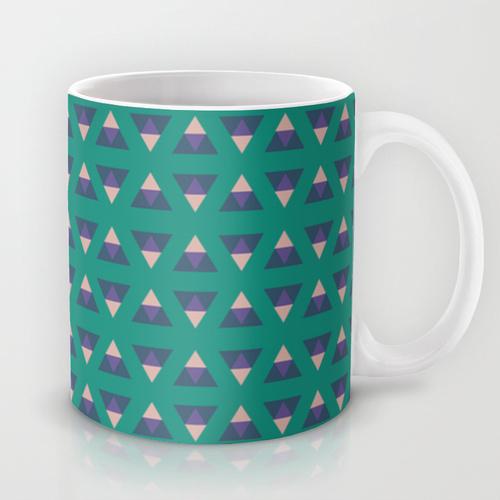 """""""The Violets"""" -  mug"""