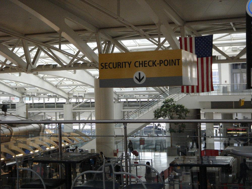 JFK Arrival, flikr