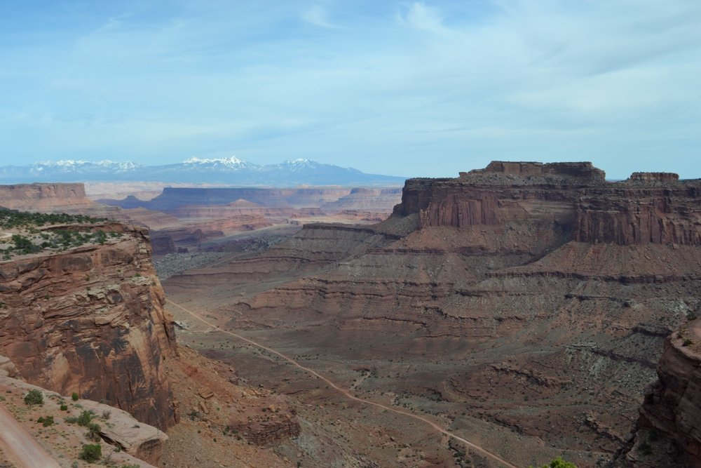 Canyonlands National Park, Utah, photo: Andy Bruner