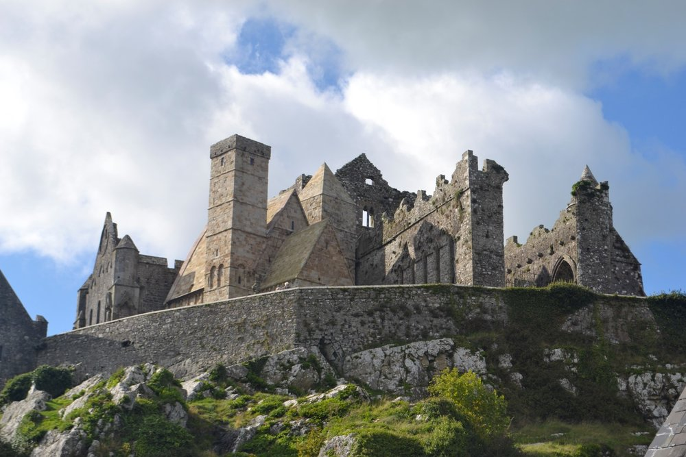 Rock of Cashel, photo: Andy Bruner