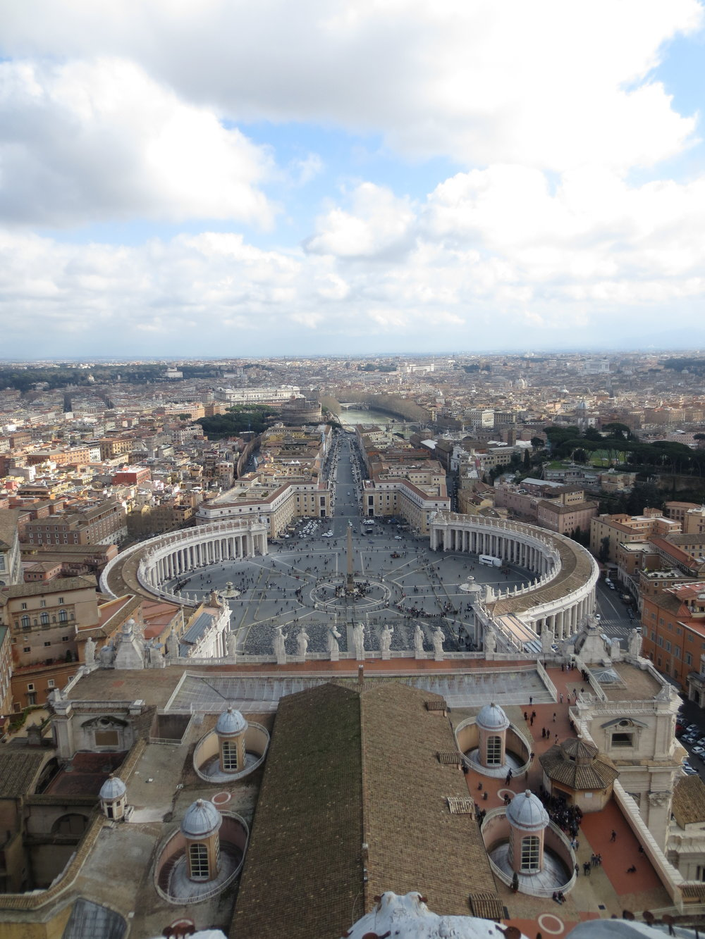 The Vatican, Rome, photo: Andy Bruner