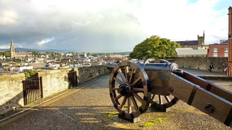 City Walls, Derry