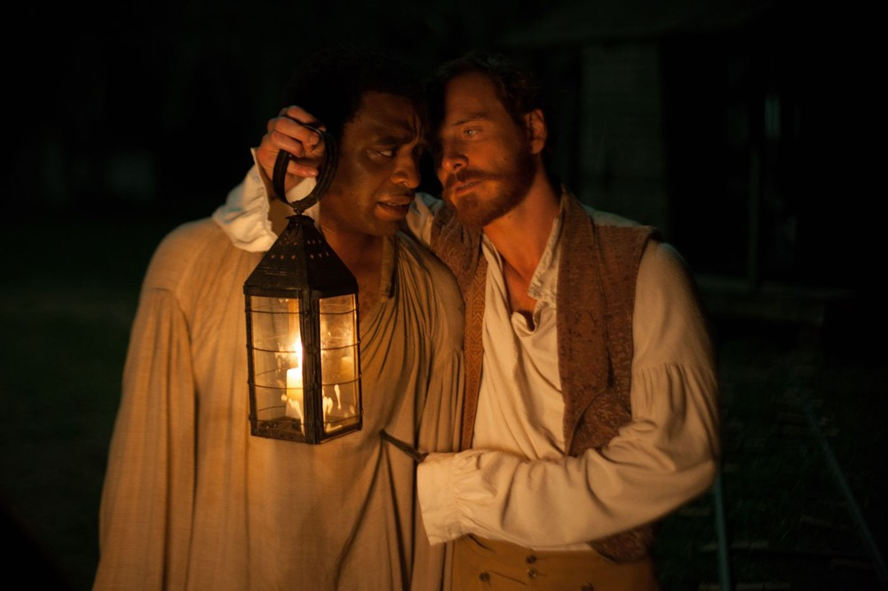 Chiwetel Ejifor and Michael Fassbinder star in Steve McQueen's 12 Years A Slave (2013)