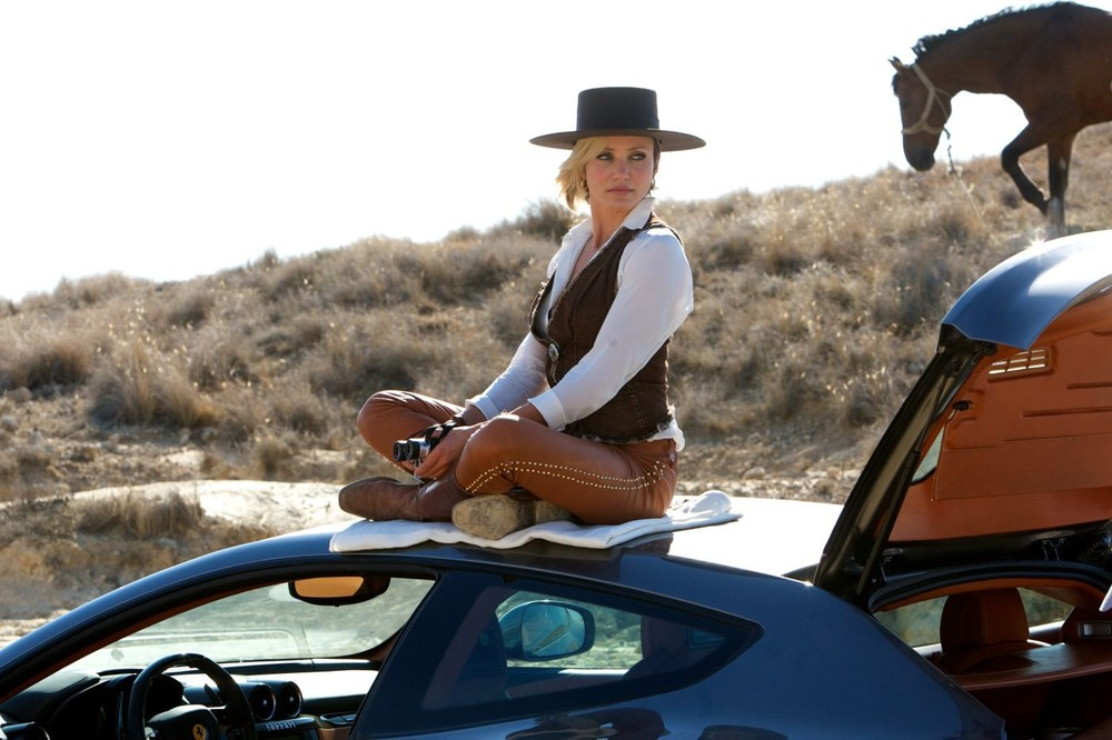 Cameron Diaz fulfills the role of femme fatale in The Counselor (2013).