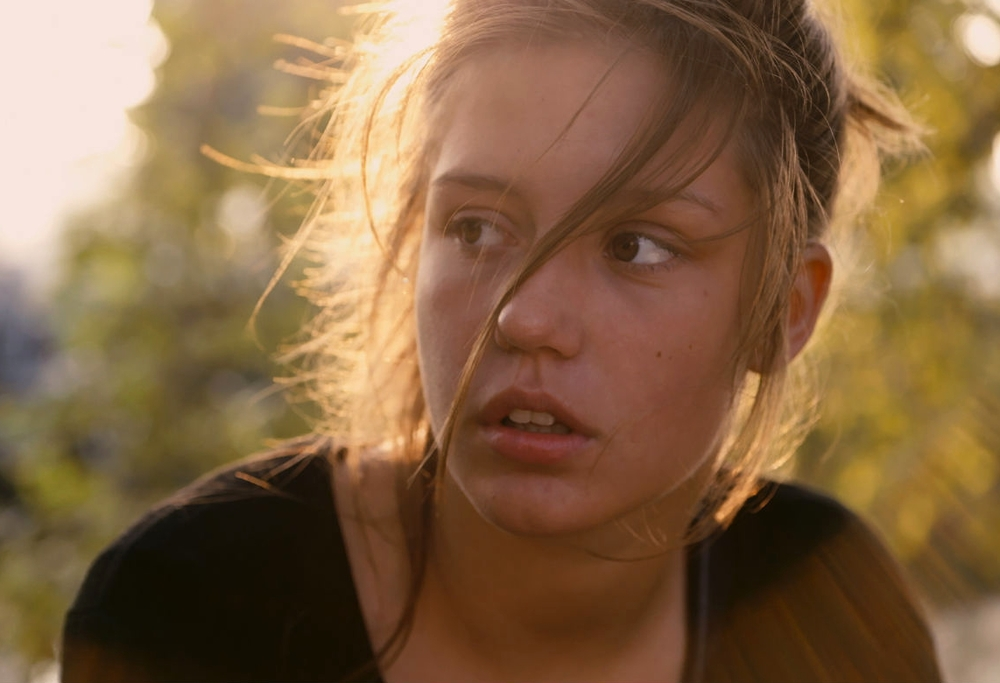 Adèle Exarchopoulos gives a real and raw performance asAdèle inBlue is the Warmest Colour(2013).