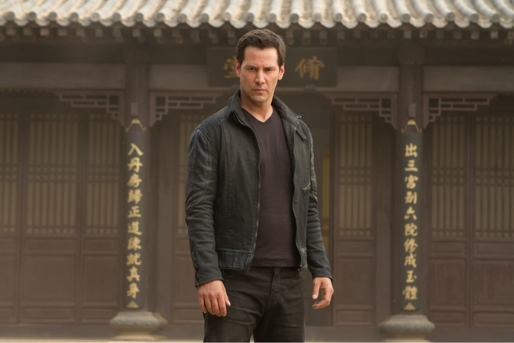 Keanu Reeves stars in and make his directorial debut with Man of Tai Chi (2013).