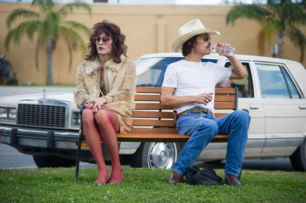 Jared Leto and Matthew McConaughey shine inDallas Buyers Club(2013).