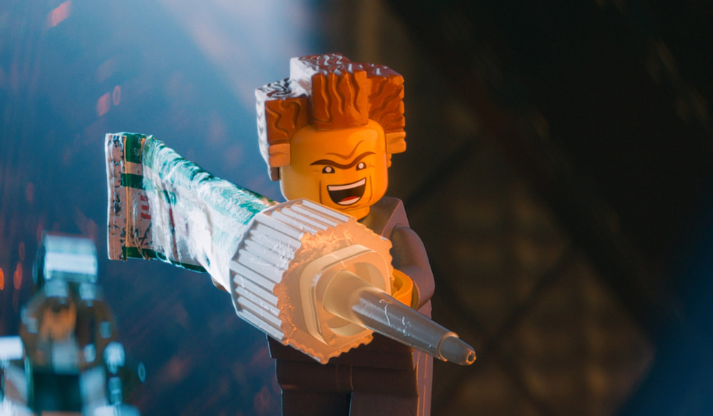 With characters like Lord Business (above; voice by Will Ferrell), The Lego Movie (2014) is rife with social commentary on consumerism, making it a film for both children and adults alike.