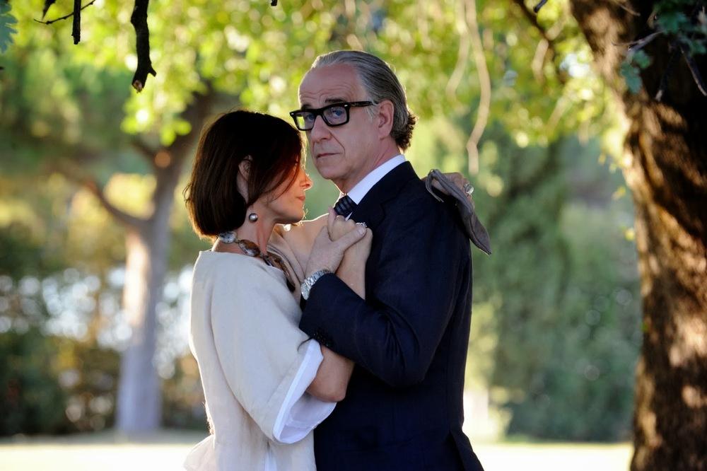 Toni Servillo (right) shines alongside Galatea Ranzi inThe Great Beauty(2013).
