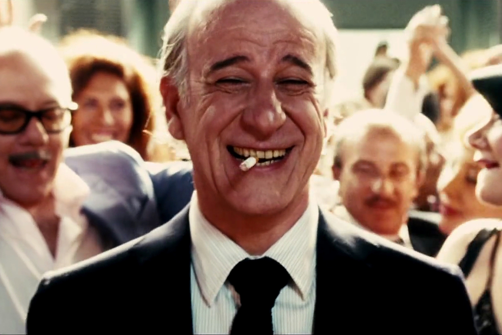 A regular of Serrontino's ouevre, Servillo is magnificent in Oscar nominated filmThe Great Beauty(2013).