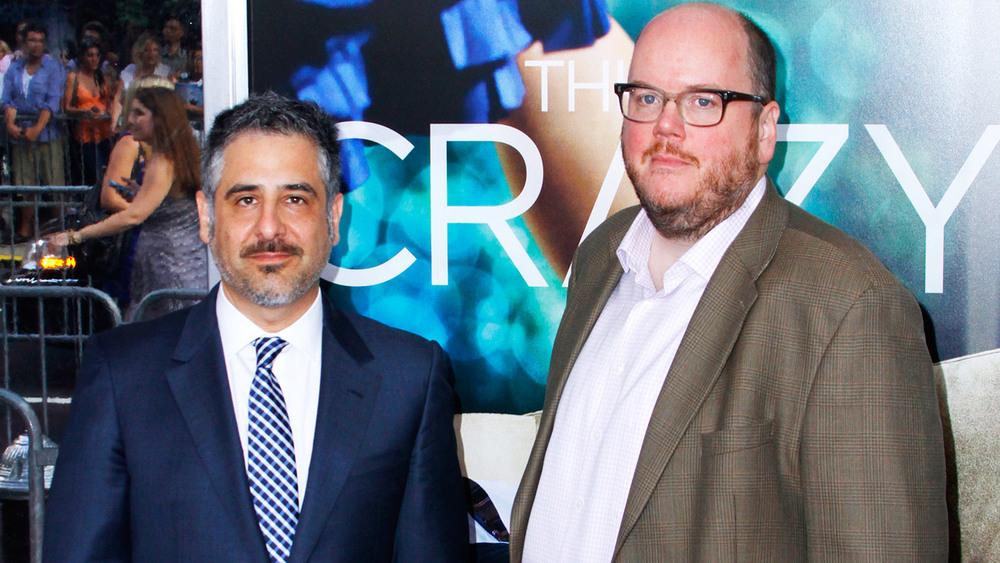 Director/writer team: John Requa and Glenn Ficarra