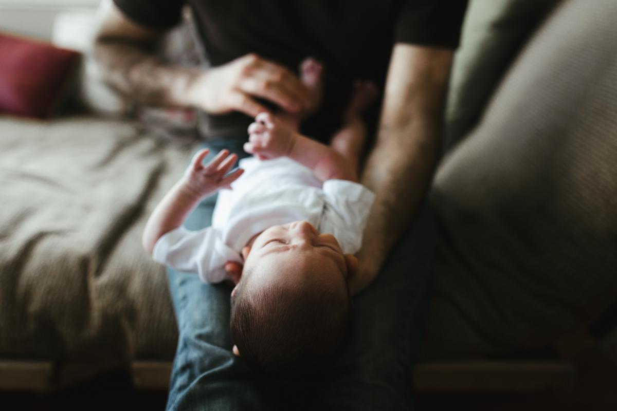 Baby rosalucha seattle newborn photographer stephanie elizabeth images