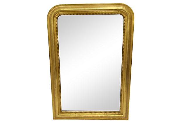 Louie Philipe Gold Gilt Mirror.jpg