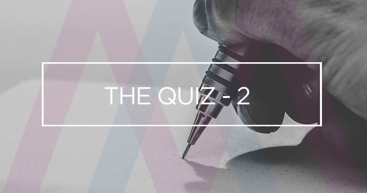 The Quiz – 2 — Awesome Marriage — Marriage, Relationships