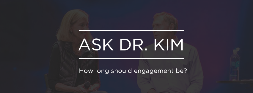 How long should an engagement be
