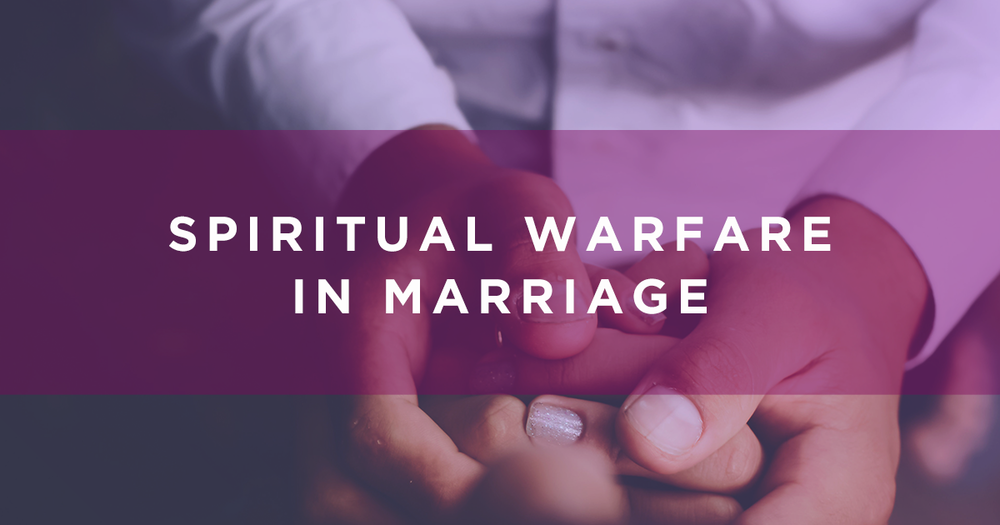 Spiritual Warfare in Marriage | Ep  42 — Awesome Marriage — Marriage