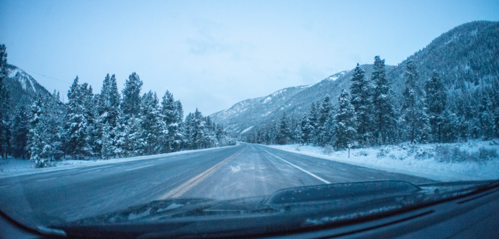 Leaving the high rockies // heading to leadville, colorado // image by http://frankieboyphotography.smugmug.com/