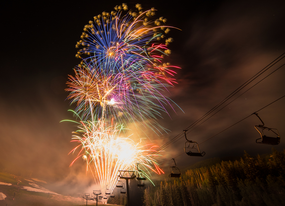 IMAGE BY FRANKIEBOYPHOTOGRAPHY.COM // TAKEN ON VAIL MOUNTAIN 4TH JULY 2014