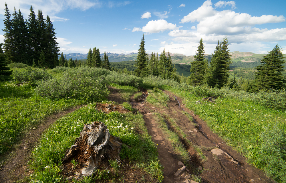 vail pass shrine ridge hike by frankieboyphotography