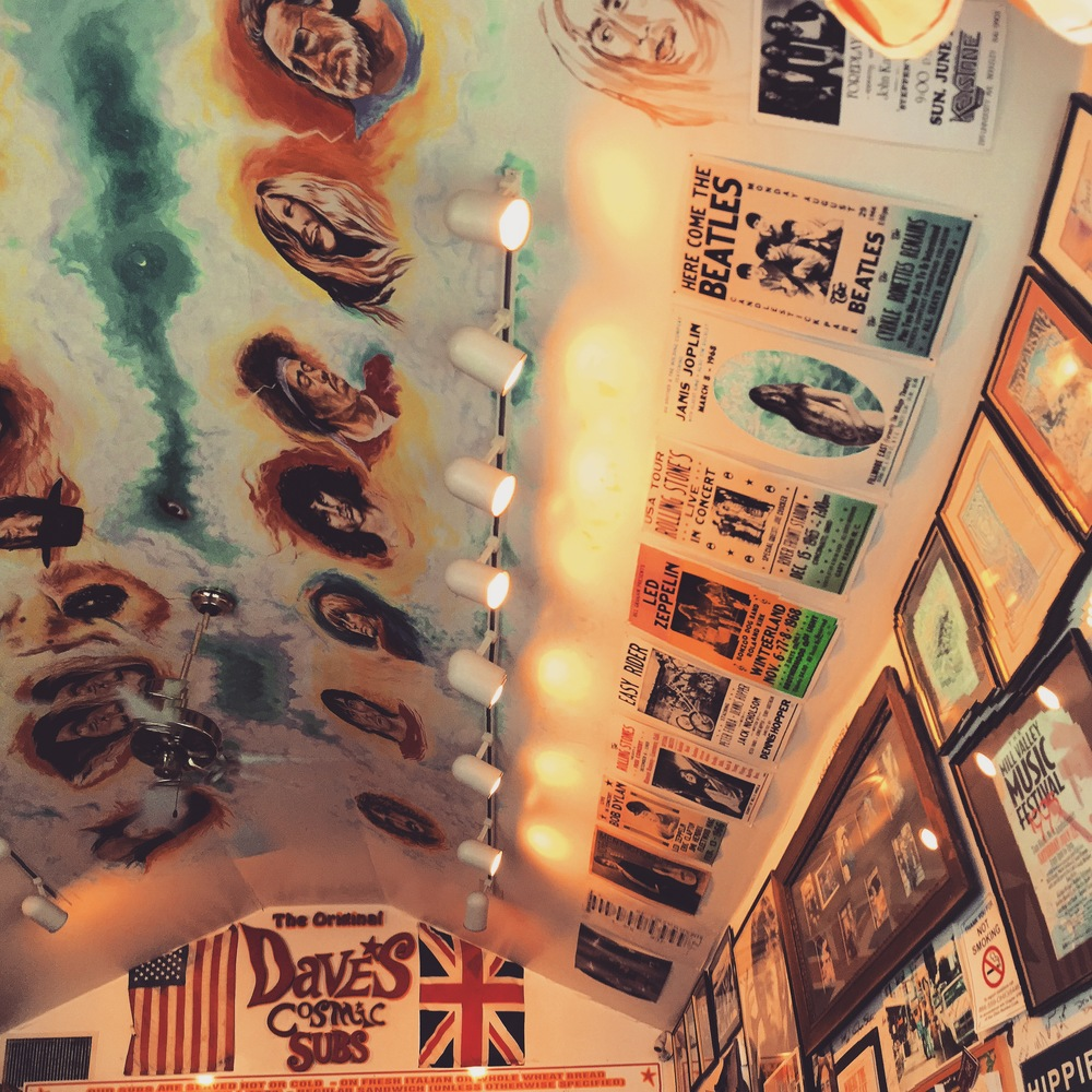 DAVE'S COSMIC SUBS // IMAGES BY FRANKIEBOYPHOTOGRAPHY.COM// CHAGRIN FALLS