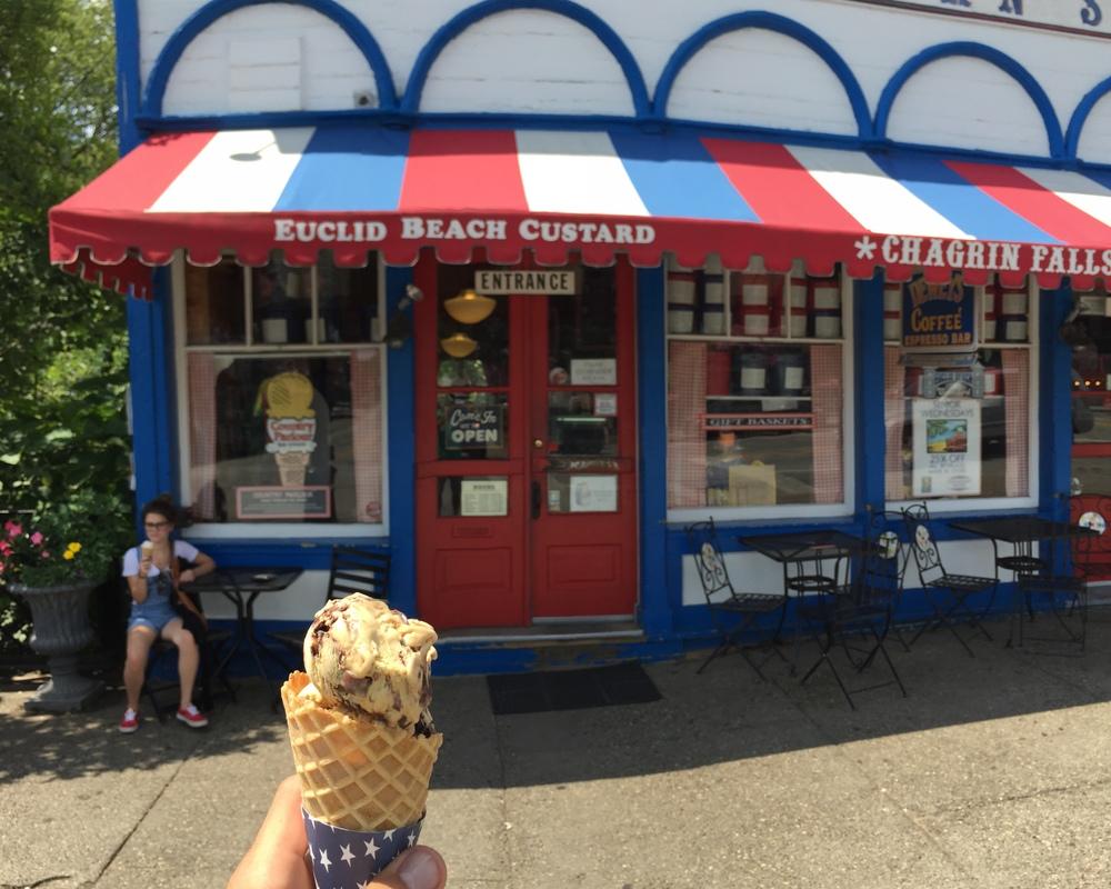 ice cream delight chagrin falls ohio frankieboyphotography