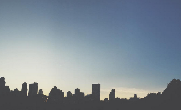 meet you there nycity skyline image by emily sellers