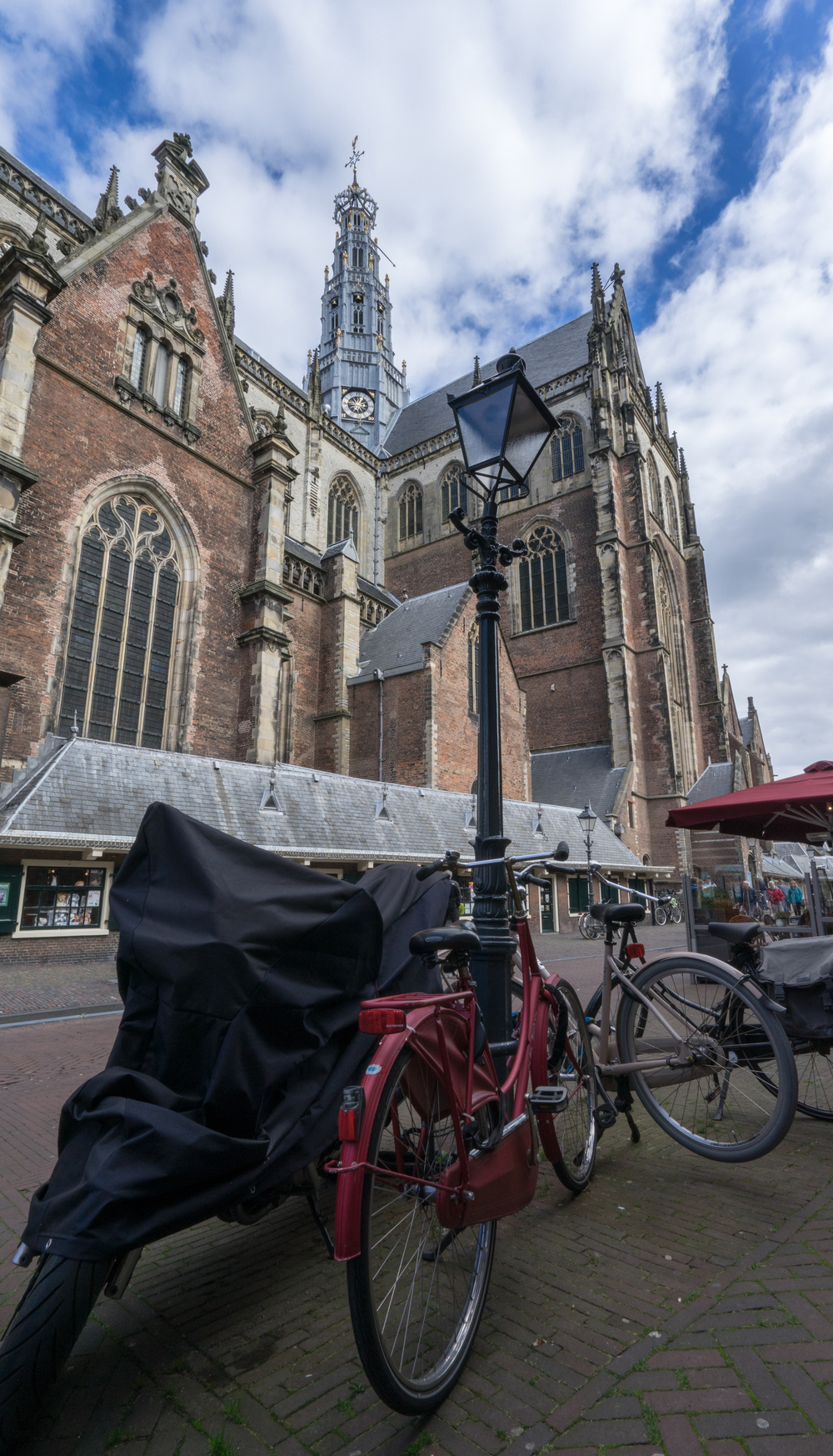CATHEDRAL OF ST. BRAVO // HAARLEM, THE NETHERLANDS