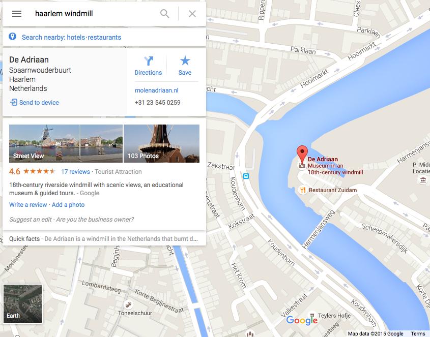 googe maps image