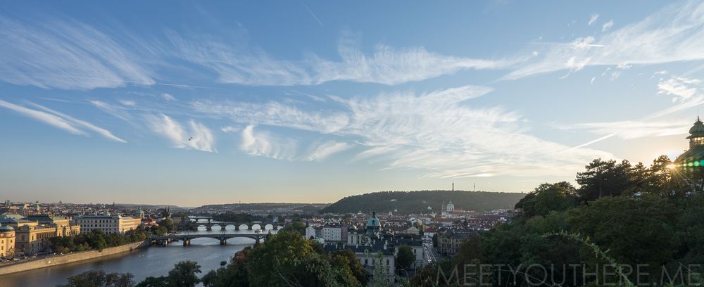 CITY SCAPE VIEWS OF PRAGUE AND BEYOND // MEETYOUTHERE.ME