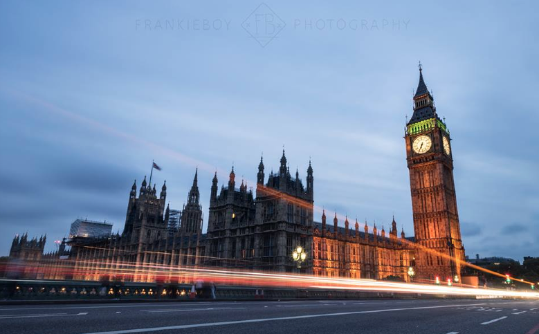 BIG BEN AND LONDON'S CITY LIGHTS // IMAGE BY FRANKIEBOY PHOTOGRAPHY FOR USE MEETYOUTHERE.ME