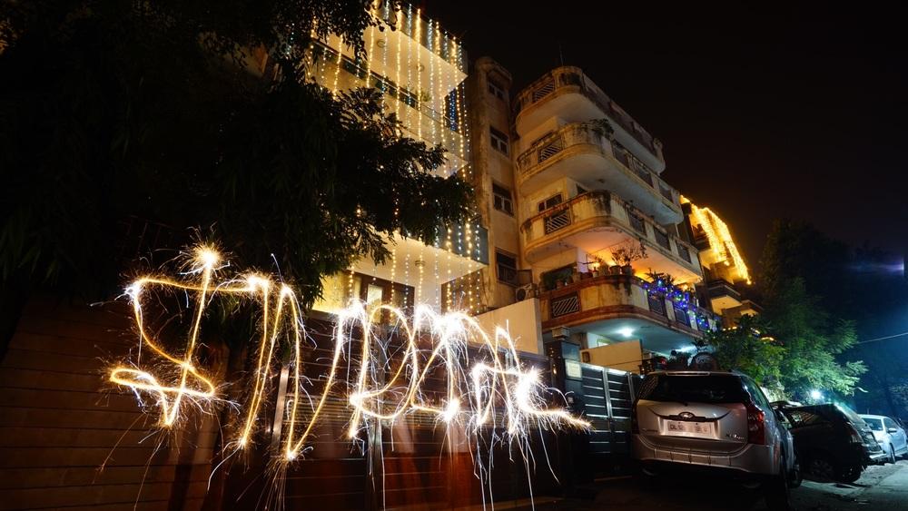 India & Diwali 2015