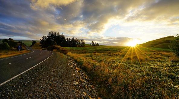 CATLINS NEAR CURIO BAY, NEW ZEALAND // IMAGE BY FRANKIEBOYPHOTOGRAPHY.COM