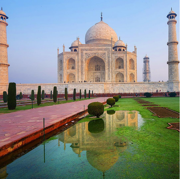 TAJ MAHAL BY MEET YOU THERE TRAVEL PHOTOGRAPHY