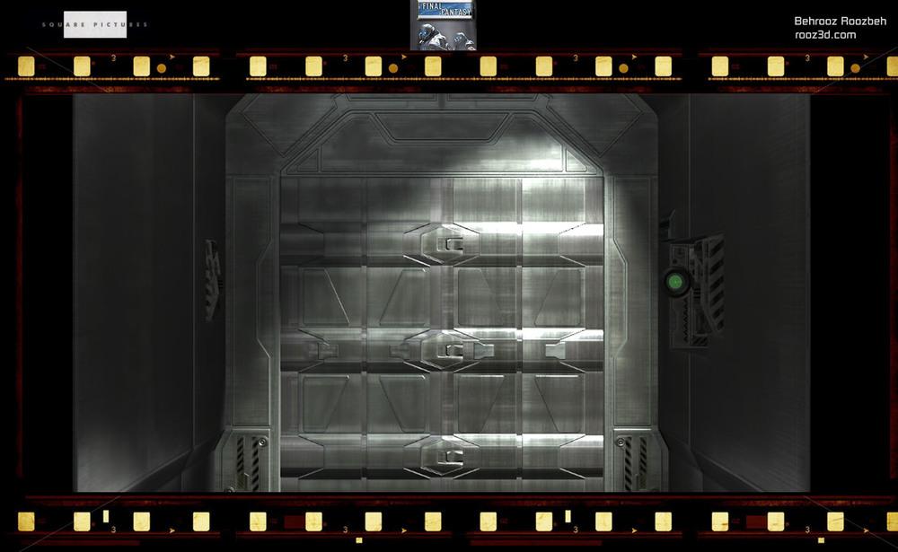 LAB Doors    Textures: Behrooz Roozbeh