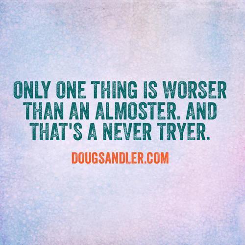 Nice Guy Quotes Doug Sandler