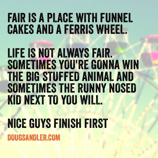 Ferris Wheel Empowering Nice Guys Finish First Doug Sandler