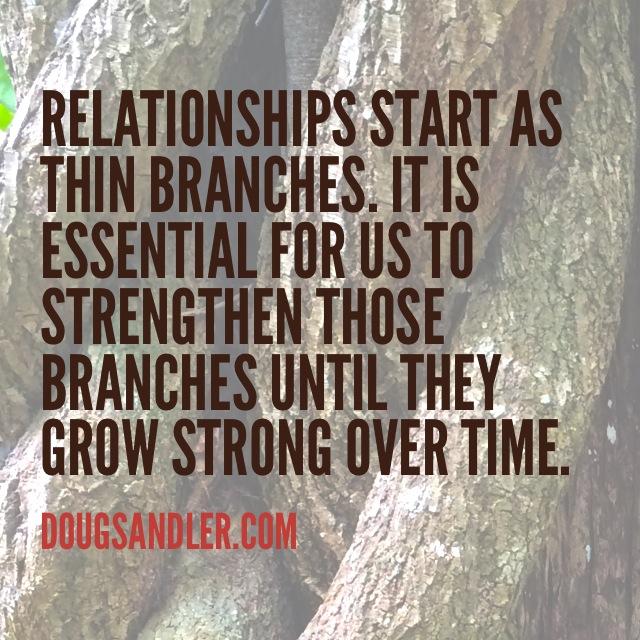 Relationships Customer Service Rules  Nice Guys Finish First Doug Sandler