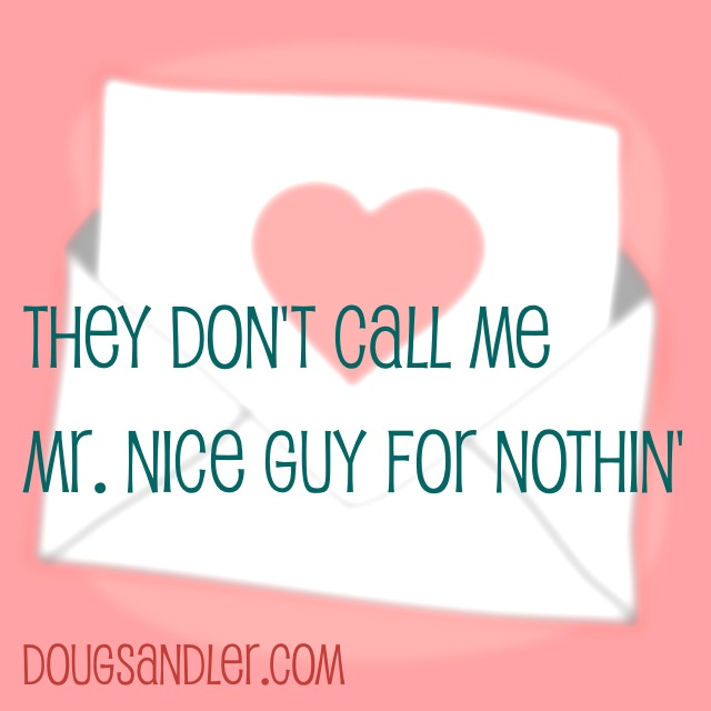 Mr Nice Guy Customer Service Rules  Nice Guys Finish First Doug Sandler