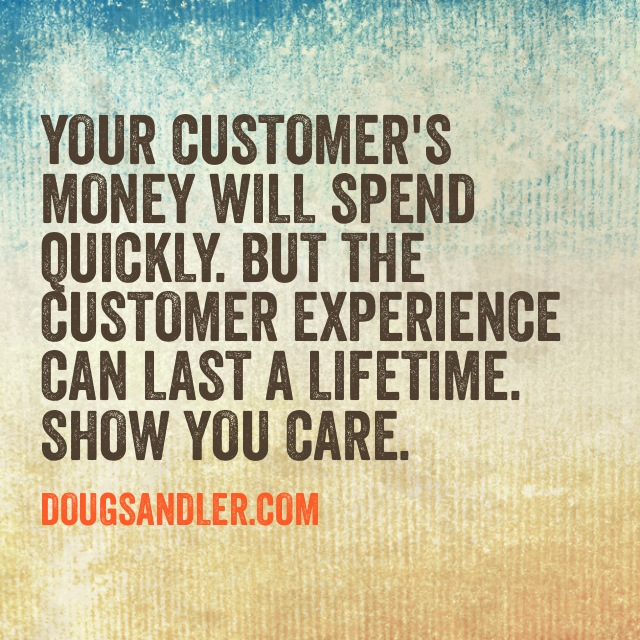customer experience Customer Service Rules  Nice Guys Finish First Doug Sandler