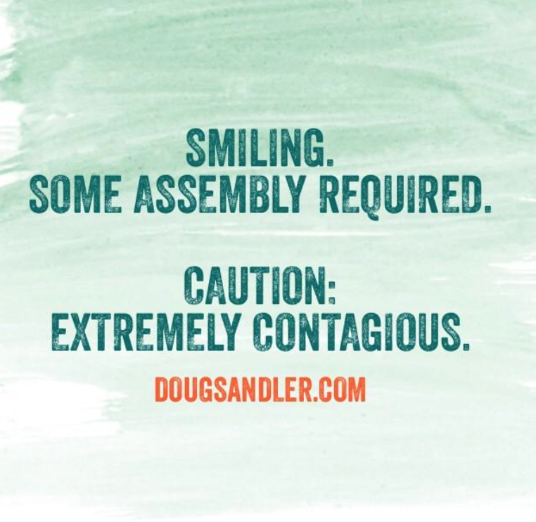 smiling Customer Service Rules  Nice Guys Finish First Doug Sandler