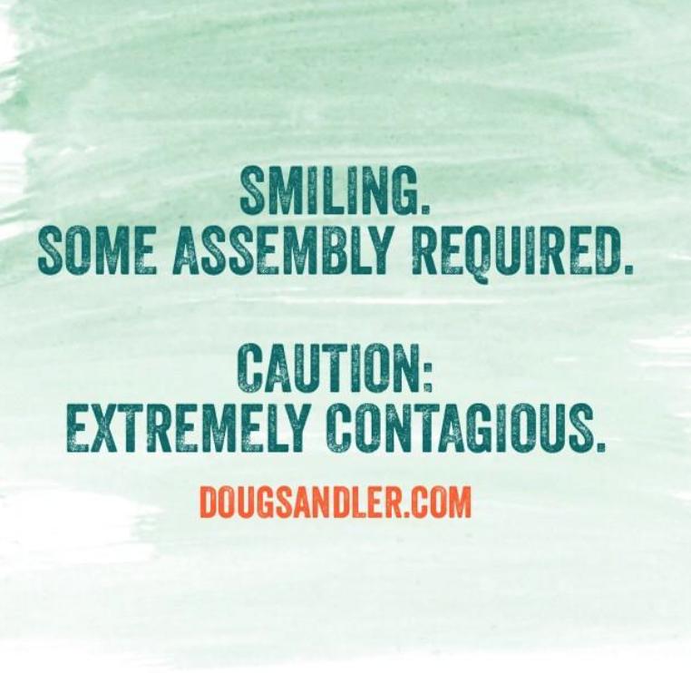 smiling Customer Service Rules  Nice Guys Finish First Doug Sandler