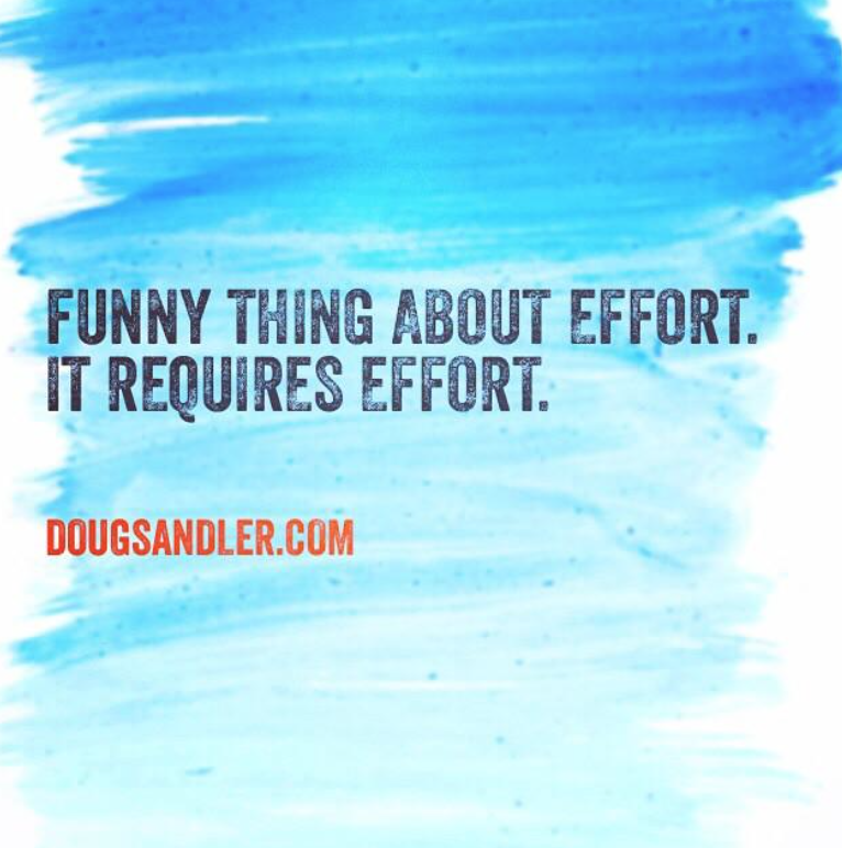 Effort Customer Service Rules  Nice Guys Finish First Doug Sandler