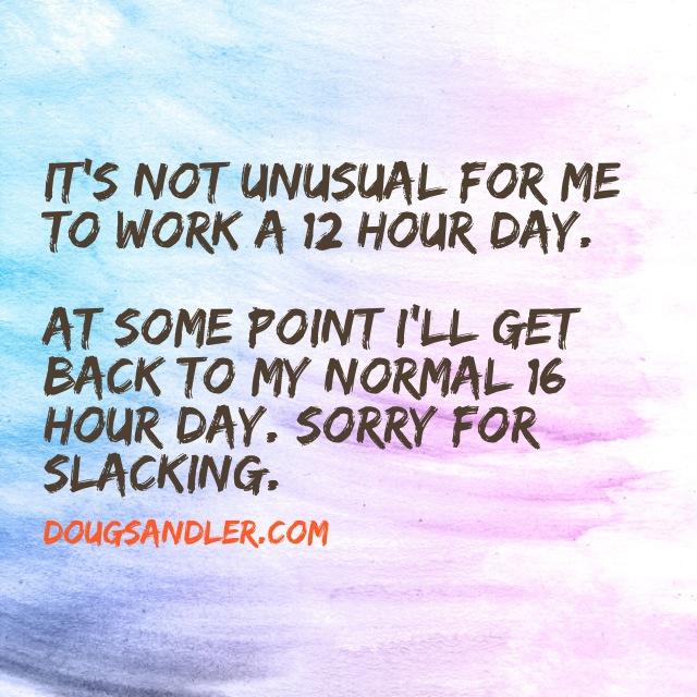 overworked? Customer Service Rules  Nice Guys Finish First Doug Sandler
